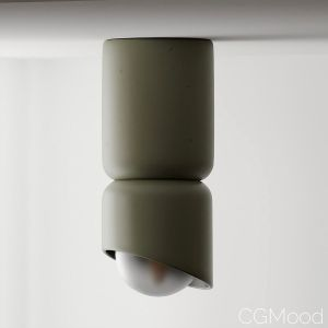 Terra 1.5 Ceiling Lamp By Marz Design