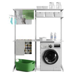 Algot Ikea Storage System / Washer / Dryer