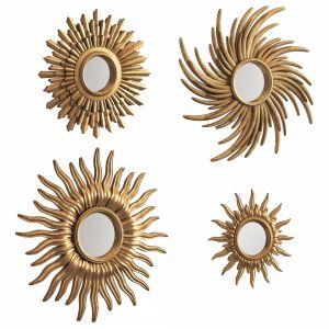 Eichholtz Mirrors Sultan, Medina, Sol, Lunaris