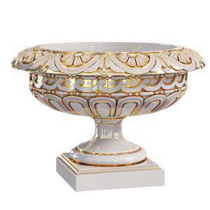Classic Vase 05. Longwood Rosette Urn