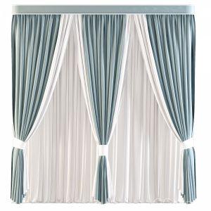 Curtains Set №560
