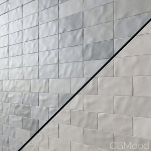 Ceramic Wall Tile Wow Fez Matt
