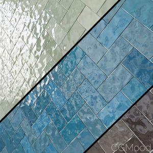 Ceramic Wall Tile Wow Fez Gloss 3
