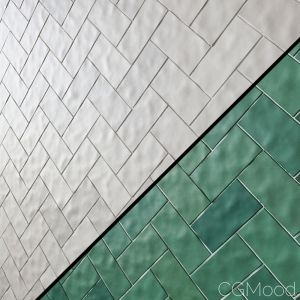 Ceramic Wall Tile Wow Fez Matt 3