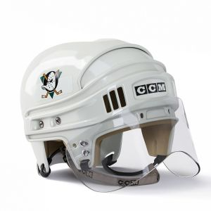 Ducks Ccm Hockey Helmet