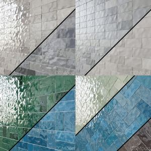 Ceramic Wall Tile Wow Fez Collection