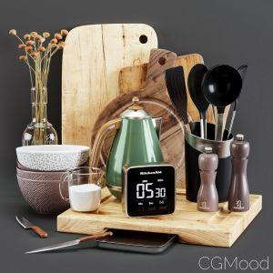 Kitchen Decorative Set 067