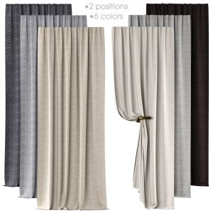 Curtains 125 | Backhausen | Rebbio Grande