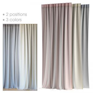 Curtains 127 | Wayfair | Harborcreek Solid
