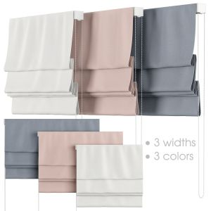 Roman Curtains 76 | Pottery Barn | Cotton Linen
