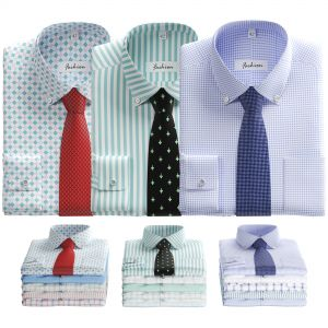 Folded Shirts Set 2