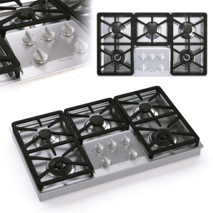 Km 3474 G Gas Cooktop