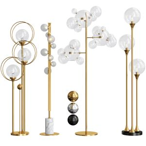 Exclusive Floor Lamp Set-3