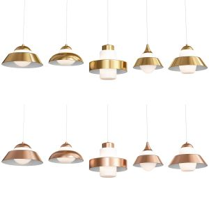St Luce Campanela Pendant Lights Set