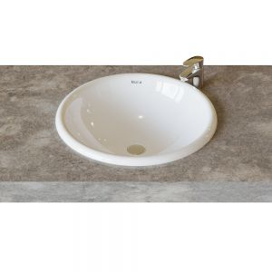 Roca Foro Sink D40 Cm, Built-in Top 327872000