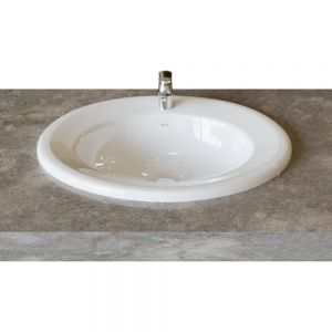 Roca Java Sink 56x47 Cm, Built-in 327863000