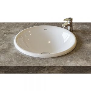 Roca Foro sink D36 cm, built-in top 327880000