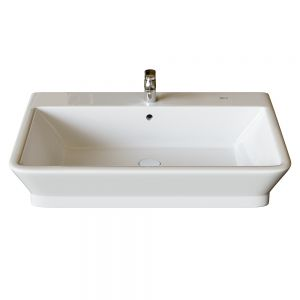 Roca The Gap Sink 65x47 Cm Suspended 327473000