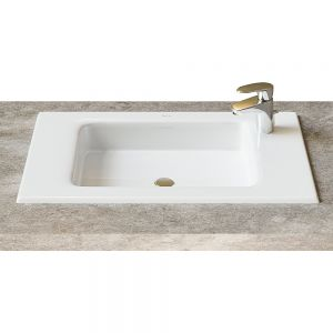 Roca Debba Unik Sink 50x36 Cm Furniture 32799j00y