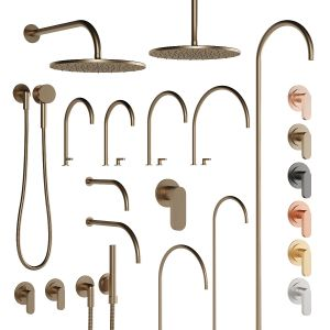 Cocoon Faucet & Shower - John Pawson Collection