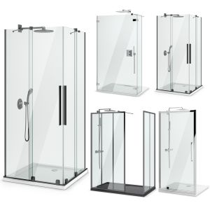 Showers Radaway, West One Bathrooms And Ideal 124