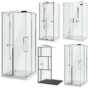 Showers Radaway, West One Bathrooms And Ideal 125