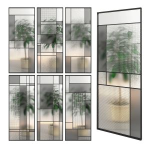 Glass Partition 02