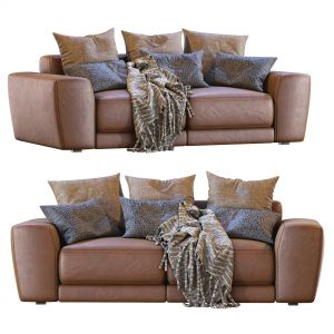 Leather Sofa Pasha By Jesse 1