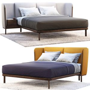 Low Dubois Bed (2 Options)