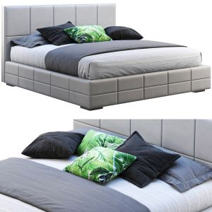 Clio Eco Leather Bed