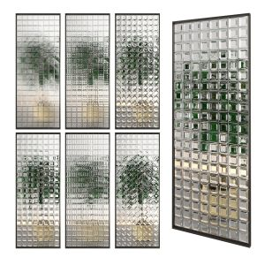 Glass Partition 06