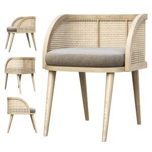 Rimma Rattan Dining Chair Dr77