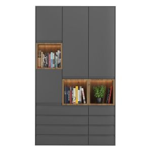Rack And Bookcase 04