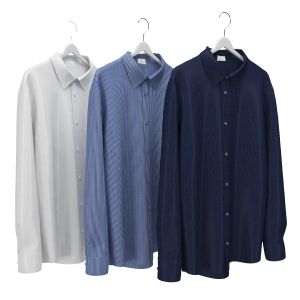 Shirts  On Hanger Set 1