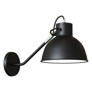Wall Lamp Odalis Black