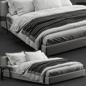 Meridiani Louis Bed