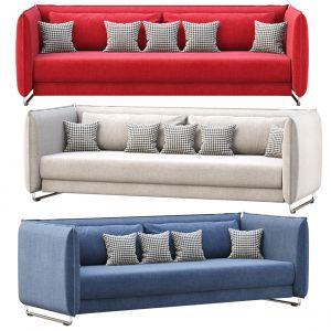Sofa Metro By Softline
