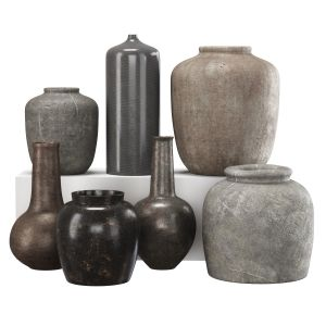 Vases Set By House Doctor