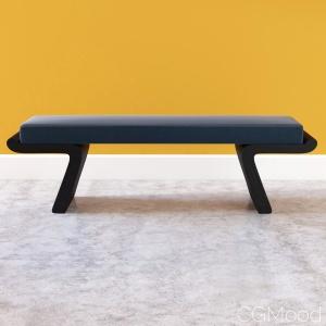 Calme Plat Bench
