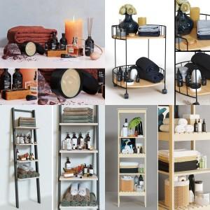 Bathroom decorative set collection