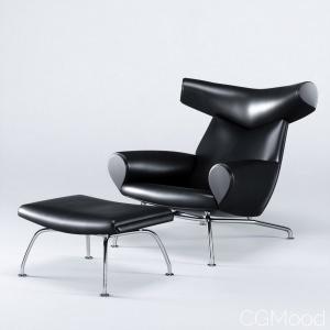 Wegner Ox Chair