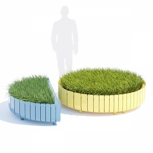 Stripes Planter One