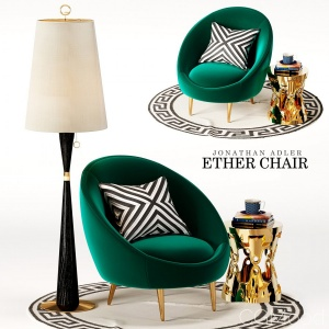 Ether Chair jonath anadler