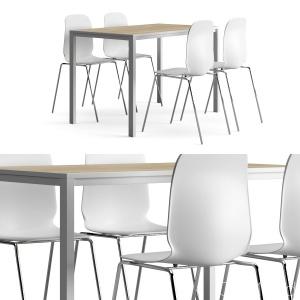 Dining Group - Ikea / Meltorp