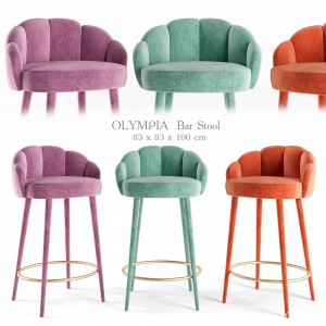 Olympia Bar And Counter Stool