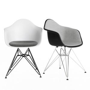 Eames Plastic Armchair Dar Vitra