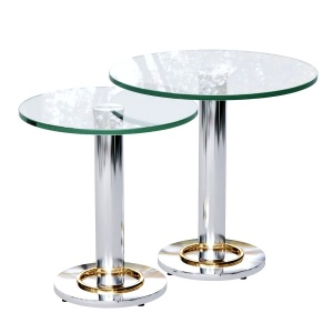 Side Table Pallade Set Of 2
