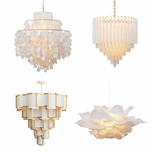 Four Exclusive Chandelier Collection