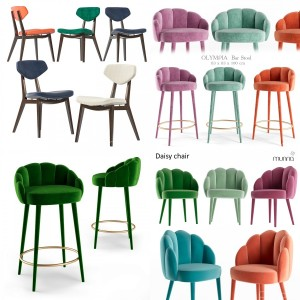 collection Munna chairs