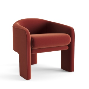 Vladimir Kagan Weiman Lounge Chair